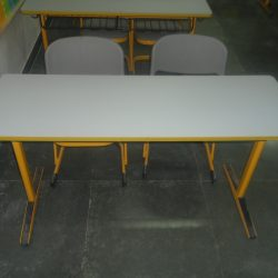 Double Seater Table (PA-T-RD(TL))